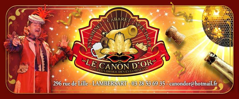 Le Canon D'or
